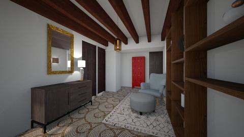 Hospitalet sala 1r pis pr - Living room - by MarquiGames
