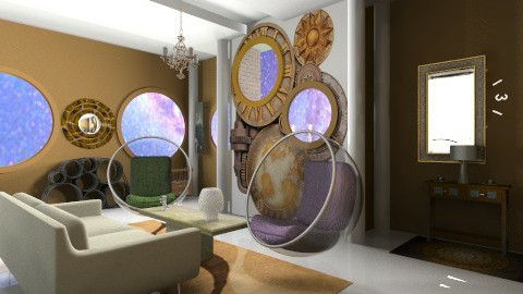 Steampunk Space5 - Classic - Office  - by sinfull
