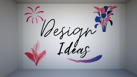 Design Ideas Pls - by KittyT6