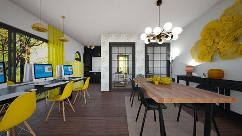 Beehive office - Office  - by Maaikevh