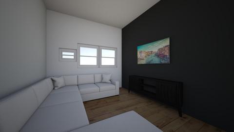 house - Modern - Kitchen  - by imara97