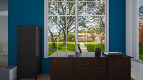 Joels view - Office  - by Jeycie Designs