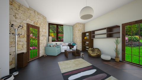 living room - Living room - by csurka