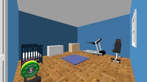Andrew W Period 9 - Kids room  - by lilg129class