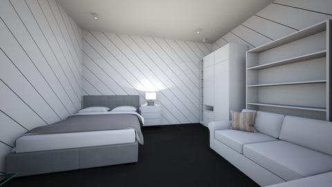 Adria Lliso  - Modern - Bedroom  - by Adrian LLiso