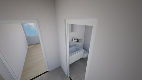 kupatilo2 - Living room  - by sinemarb