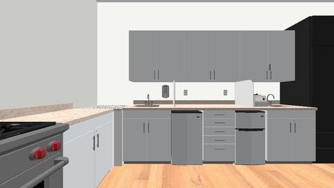 Emily - Kitchen  - by glenemil4