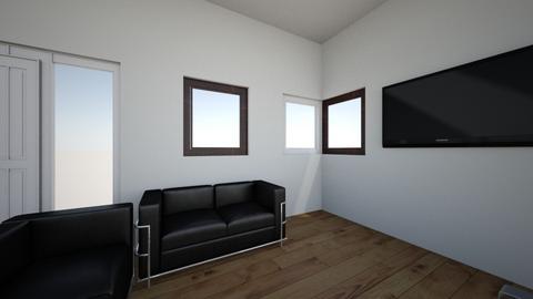 My Living Room - Retro - Living room - by intanadib
