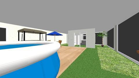 New Backyard - by shannabanana3