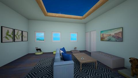 anime based bedroom - Kids room  - by Alba101