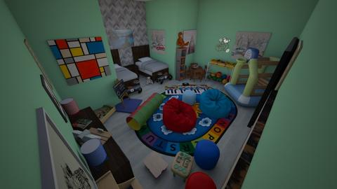 Anlli amaya    _official_ - Bedroom - by lilg129class