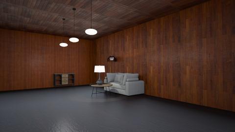 Sala de Estar - Modern - Living room  - by Kamila  Mendoza