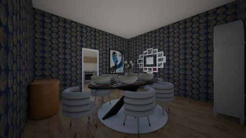 friday challenge - Dining room  - by Johanna Geary