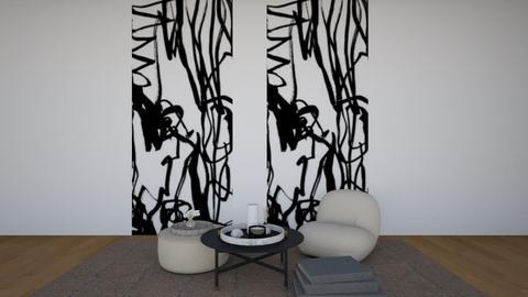 mariposa - Living room  - by natalieeyauu