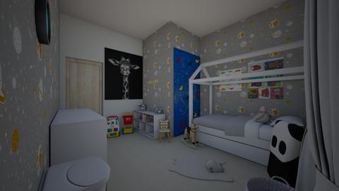 family living - Kids room  - by zaryah123