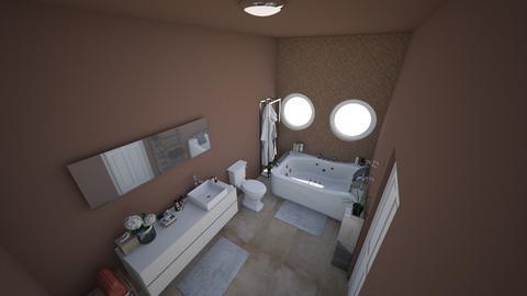 Bathroom - Bathroom - by Eboni Bell