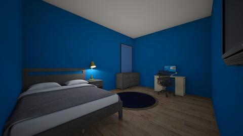 Peter Wienckowski  - Bedroom  - by portillo