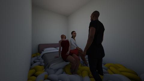hoyaaah big daddy - Bedroom  - by saa2020