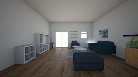 Living room - Living room  - by roslynx