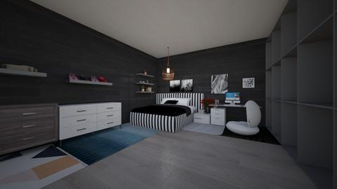 Haasini side of the room - Bedroom  - by Wooho_990