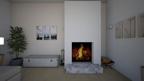 house l2 - Living room  - by nikolinajadanic