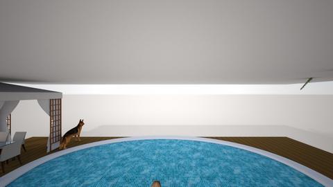Dream Backyard - by PandaPrincess