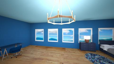 blues - Bedroom  - by USAgymnatics
