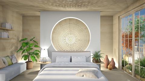 feng shui bedroom - Modern - Bedroom  - by MonicaMV