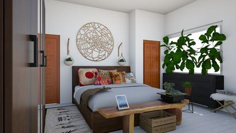 bohemian - Bedroom - by Noa Sardoz