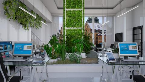 green office - Modern - Office  - by Ida Dzanovic