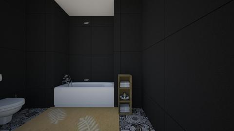 BATHROOM - Bathroom - by derpy_derp123