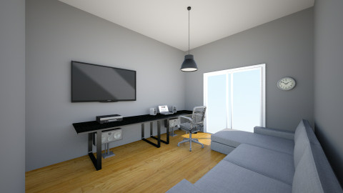 my living room - Minimal - Living room - by mitsink