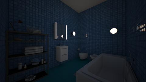 Bathroom - Bathroom  - by darkbolo