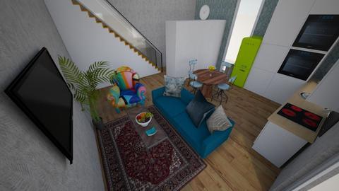 Liv - Living room  - by Inomova