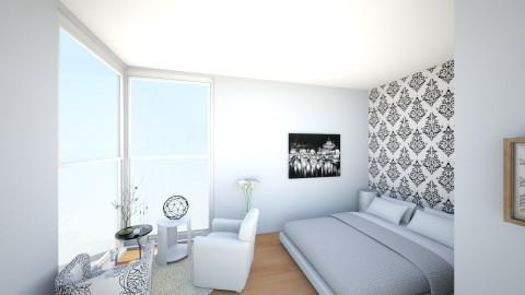 DREAM - Glamour - Bedroom - by Simonatt