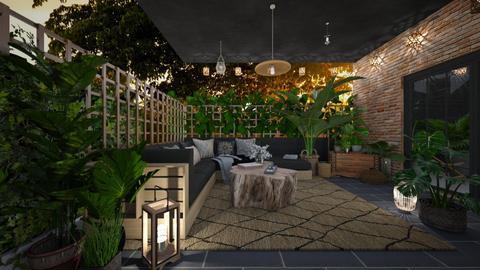 Terrace - by lealaurenbagari