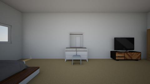 bedroom - Bedroom  - by hannahstarich