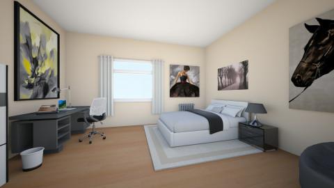 Lunettas room - Bedroom - by DevilFromHeaven