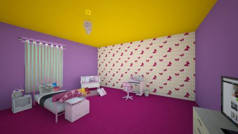 menina - Modern - Kids room  - by rakel garcez