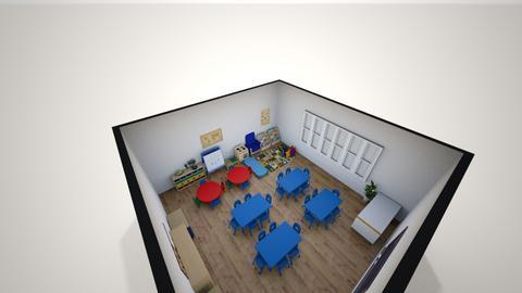 Classroom - Kids room  - by KHGOMES45
