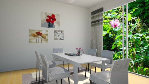 Dining room - Dining room - by BuBe1