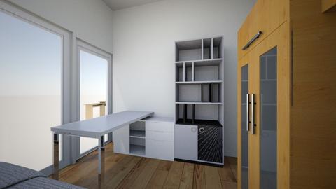 Malli - Bedroom  - by sayomi