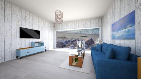 livingroomsea - Living room  - by Emma_04