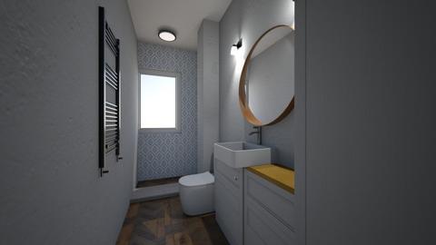 pazmany3 - Bathroom  - by gabriella0306