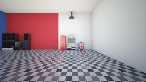 apartment - Vintage - by james bond 007