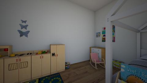 kinder zimmer  - Kids room  - by SarahSophie65