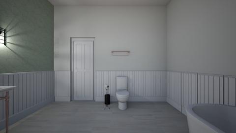 bathrooom - by ckolessar