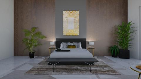 bedroom  - Bedroom  - by Llamacorn12