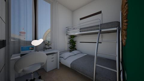 Bedroom Wall Decor v2 fi2 - Modern - Bedroom  - by MissChellePh