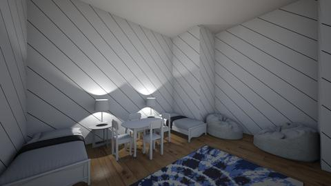 Kids bedroom - Modern - Kids room  - by ThePandaBear